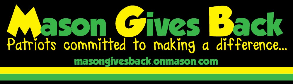 Mason Gives Back